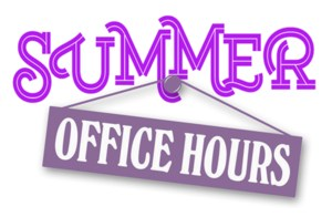 Summer Hours Student Services