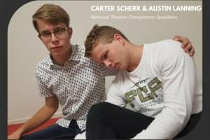 Carter Scherr & Austin Lanning