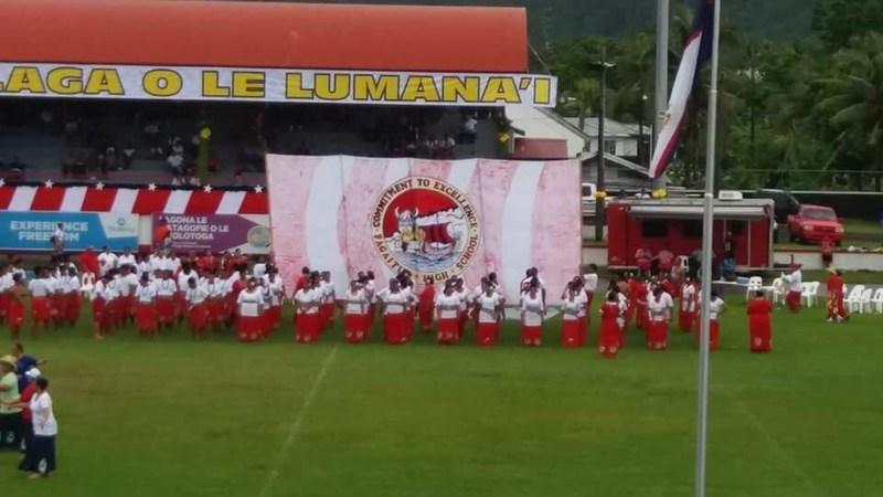 Youth fo the Future (American Samoa Flag Day Celebration. Featured Photo
