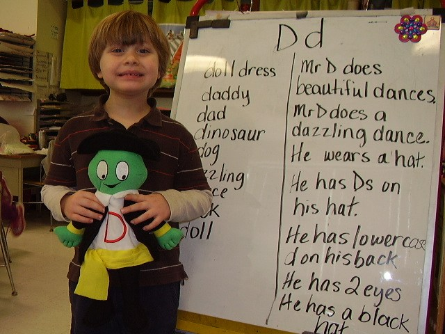 Letter People Biographies – Macomber Primary School Pre-K ...