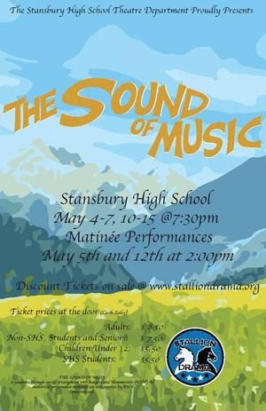 Sound Of Music flyer