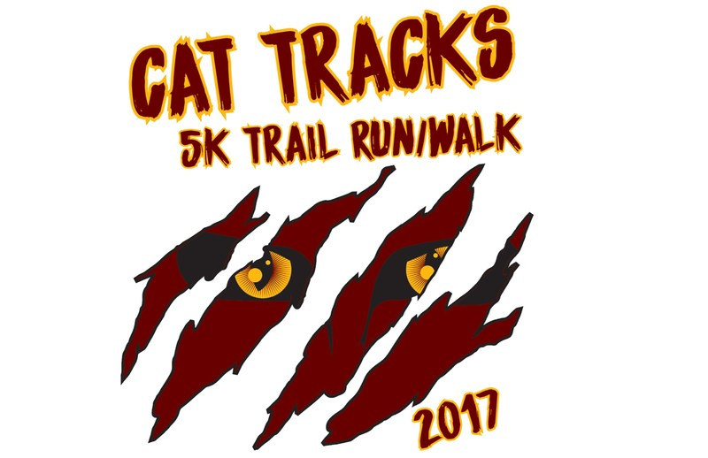 2017 Cat Tracks 5K Trail Run/Walk Thumbnail Image
