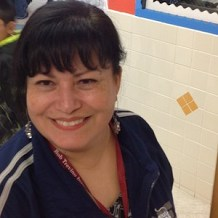 Spotlight goes to SanJuanita Castillo Reading Intervention Specialist Thumbnail Image