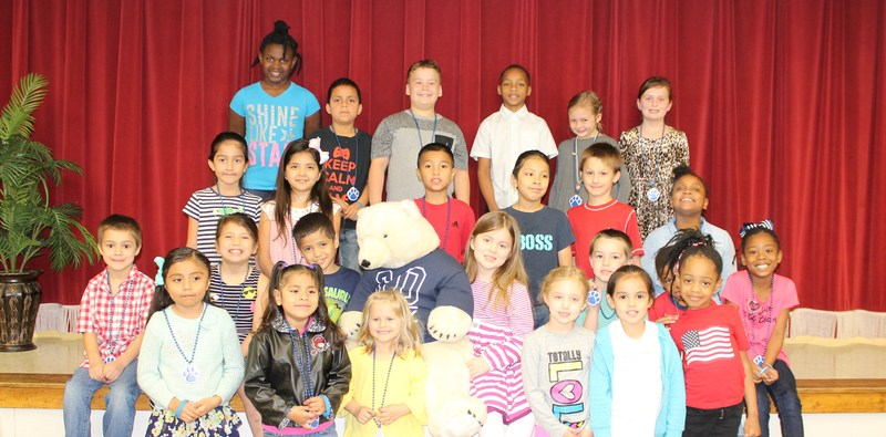 G.O. Bailey March Students of the Month Featured Photo