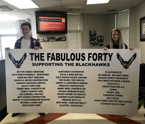 Fabulous Forty Banner Photo