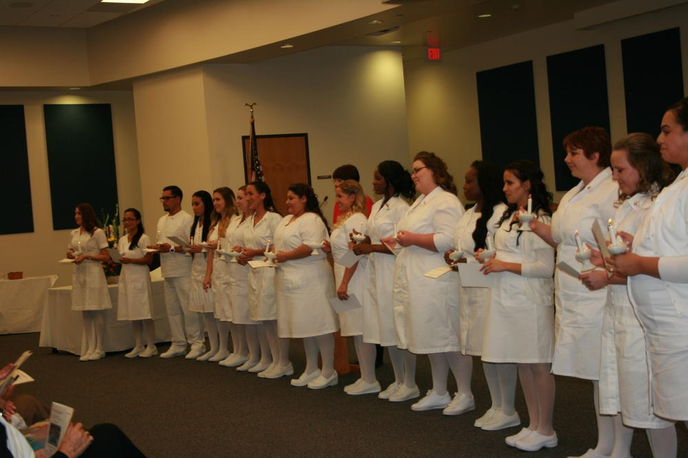 Vocational Nurse Graduation