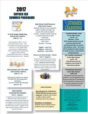 SISD Summer Programs.png