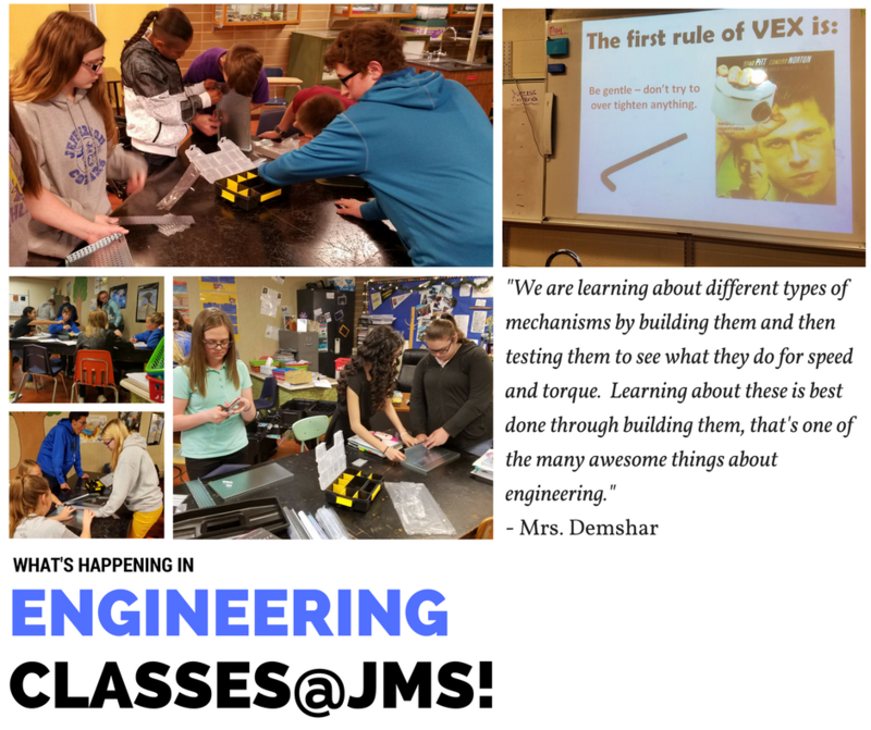 Engineering Class Highlights Thumbnail Image