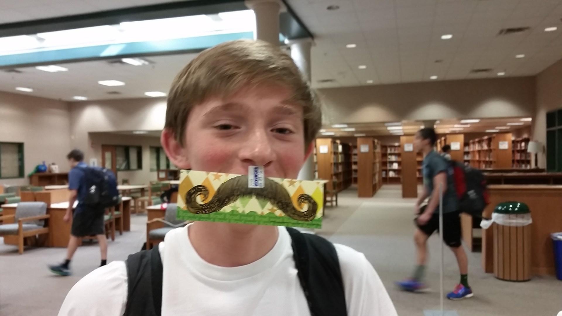Mustache picture