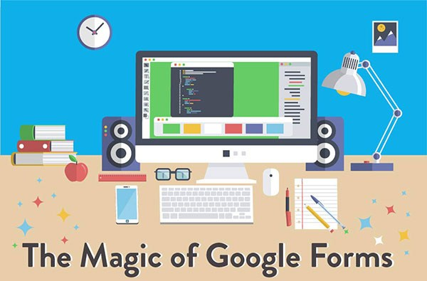 The Magic of Google Forms