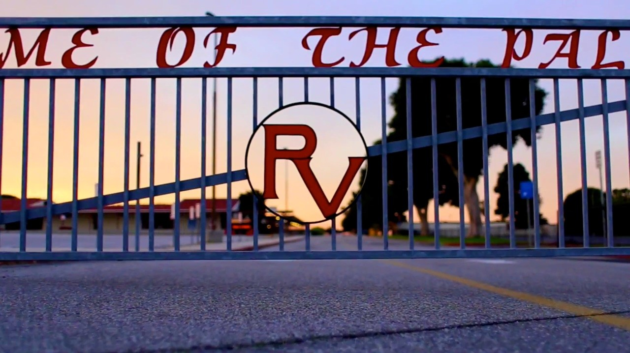 PVHS front gate