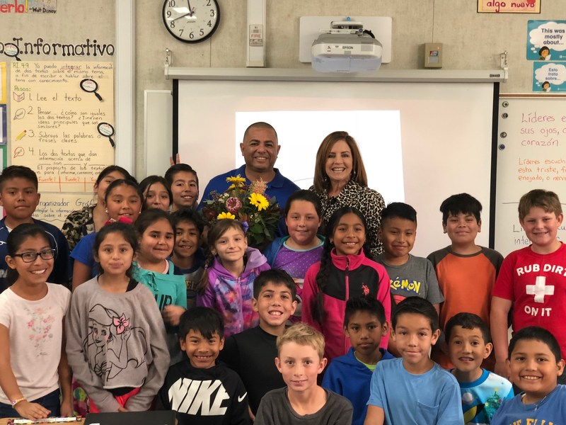 FUESD's District Employee and Teacher of the Year Featured Photo