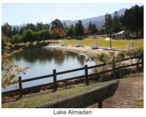 almaden lake park spring/ summer camps