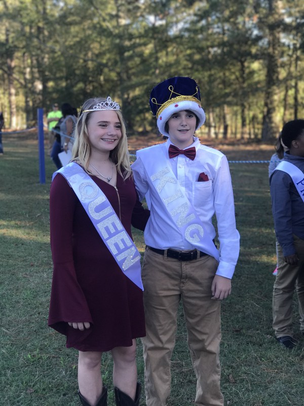 Homecoming Court Announced Thumbnail Image