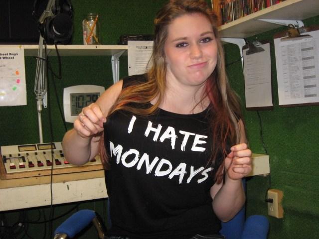 Tess Hates Mondays