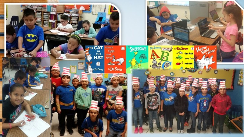 Dr Seuss Week @ North Elementary Thumbnail Image