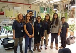 hydroponics team