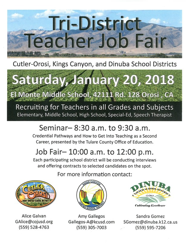 Dental Job Fair May 14th Carson Ca