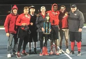 Tennis Team 2nd Place (Courtesy Jennifer Maloney)