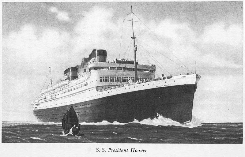 SS President Hoover