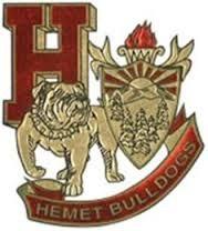 Hemet High Foil