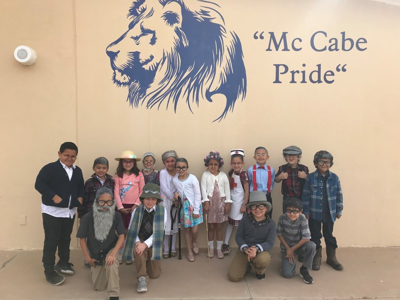 1st Grade Celebrates the 120th Day of School! Thumbnail Image