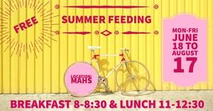 summer feeding at mount airy high school