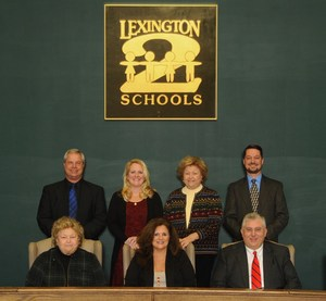 Lexington Two's board members