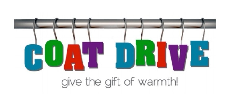 winter coat drive image