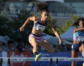 UC's McLaughlin makes history again, becomes first athlete to win Gatorade National AOY 2 straight years Thumbnail Image