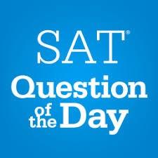 SAT Question