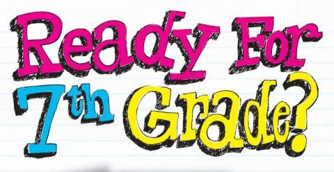 Ready for 7th Grade? Featured Photo
