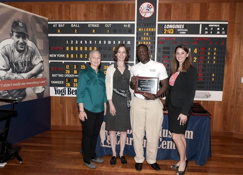 Angelo Gilot Wins Best Teammate Award Featured Photo
