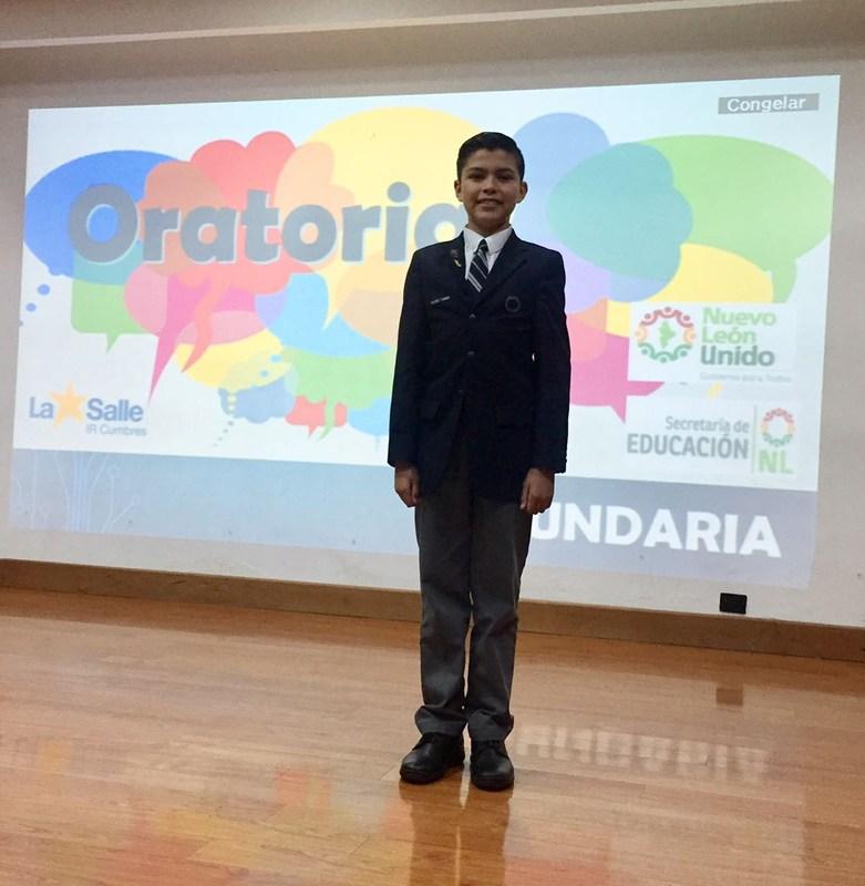 Alumnosdel Kilimanjaro Monterrey ganadores en concurso de Oratoria de la SEP Featured Photo