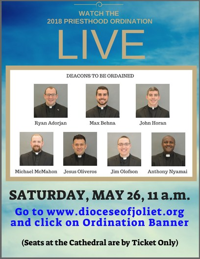 Watch the 2018 Priesthood Ordination Live Thumbnail Image