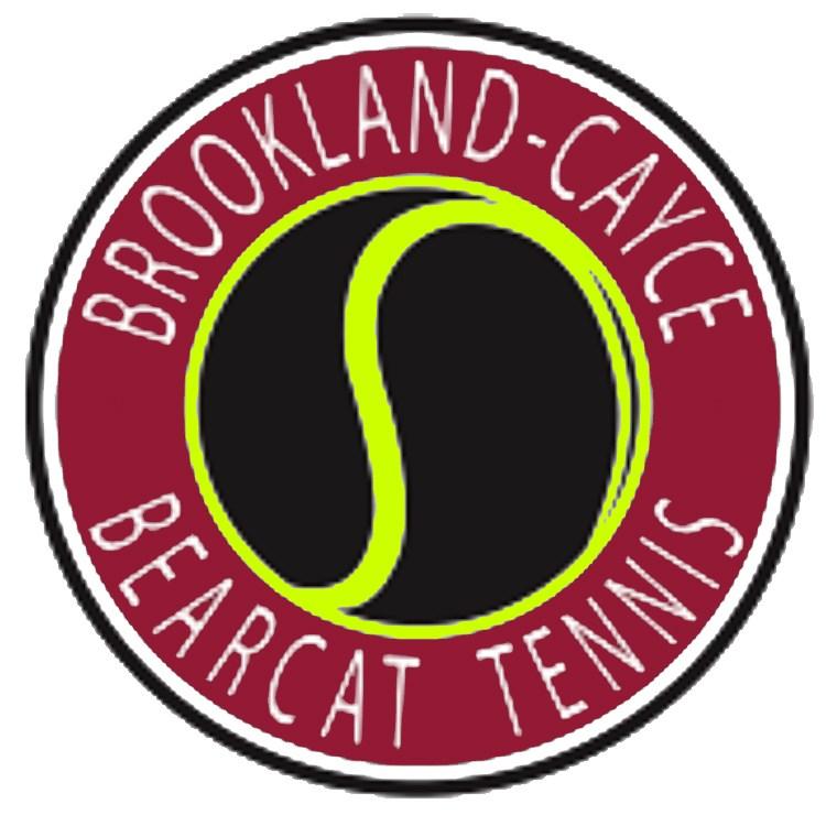 BCHS Tennis Logo