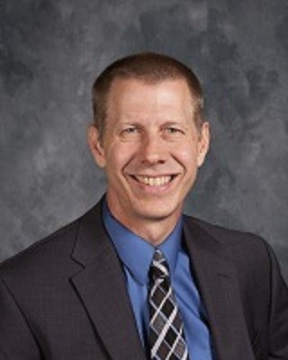 Dr. Hammack school picture
