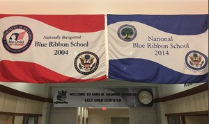 Ribbon Honors of Gilmore School