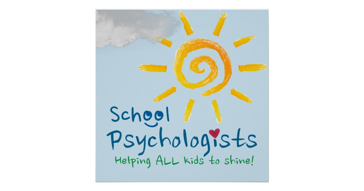 School psychologists- Helping all Students to Shine!