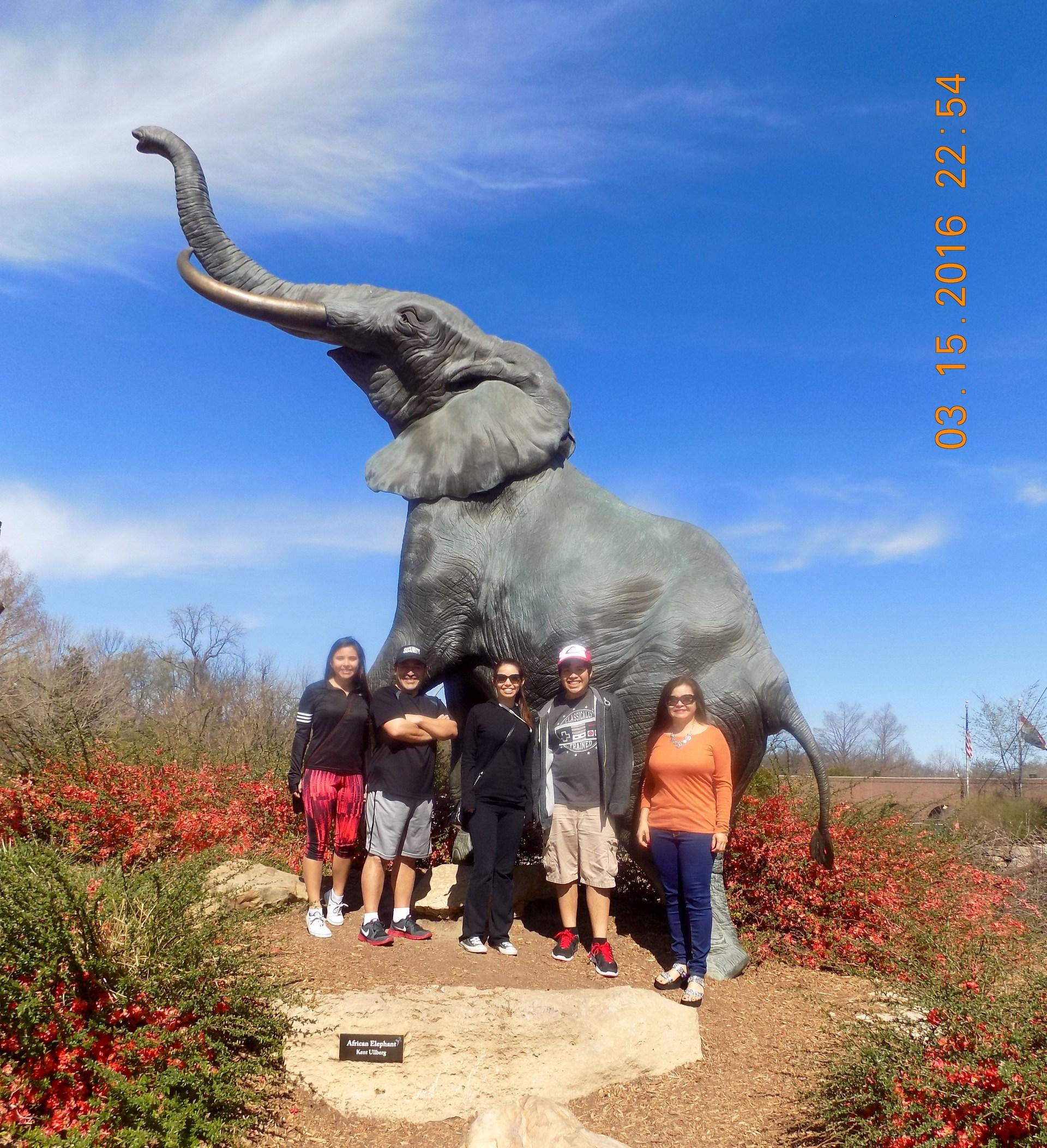 Zoologico en Tennesse