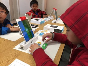 Integrating technology and math with iPads