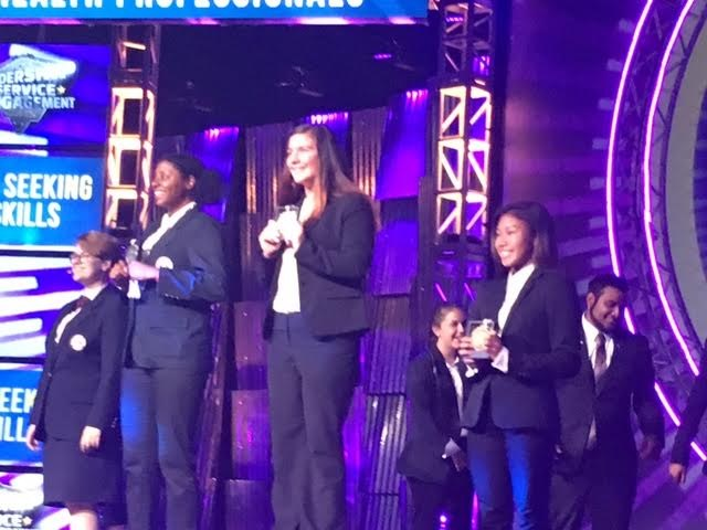 2017 LHS Grad Takes First at HOSA National Competition Thumbnail Image