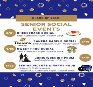 Senior Events Newsletter