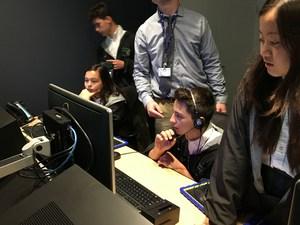 WOLF News : EWTN - Students at the Controls 2.JPG