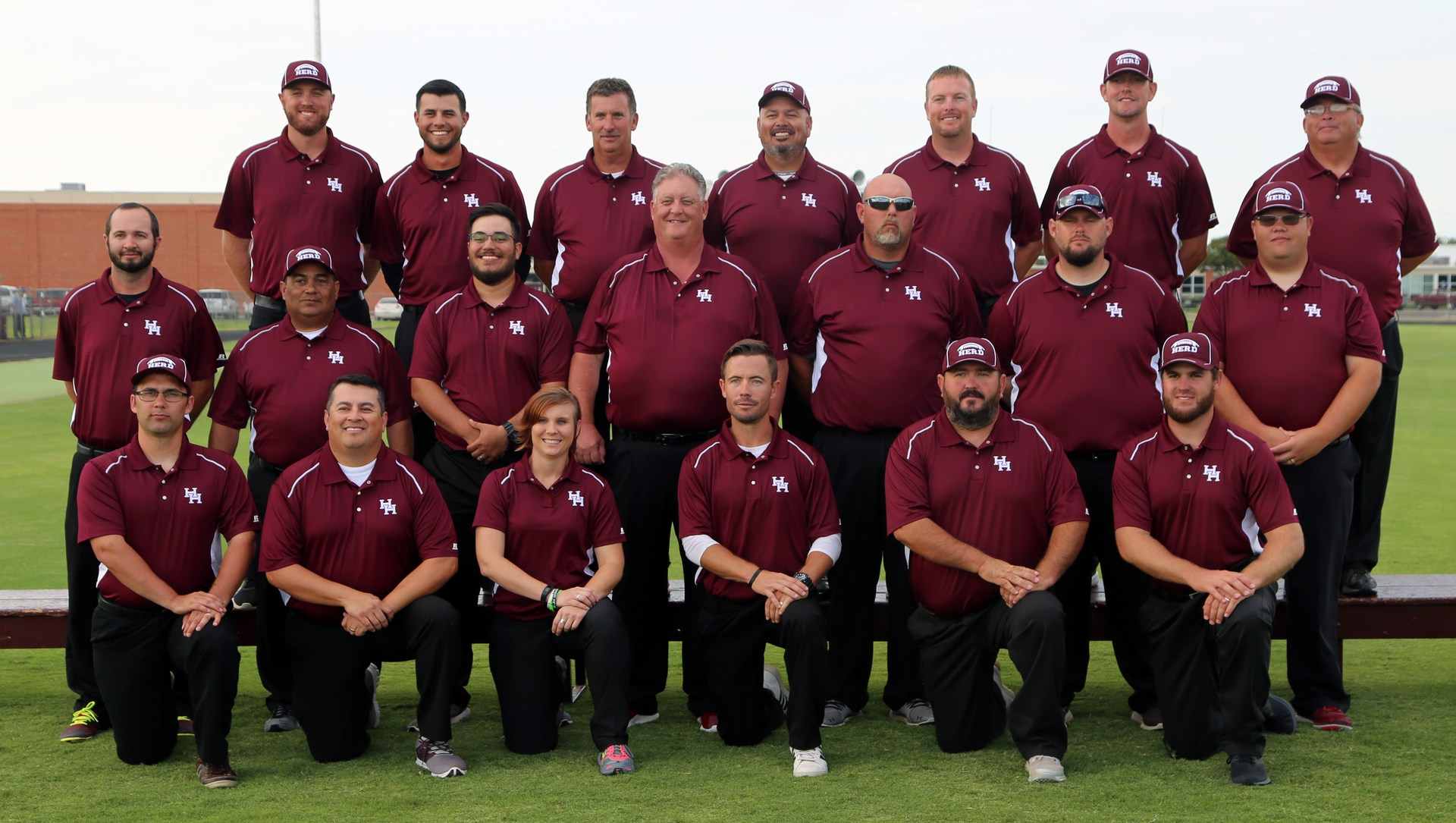 2017 HERD Football Coaches