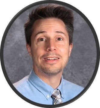 Teacher of the Year - Kevin Finn Thumbnail Image