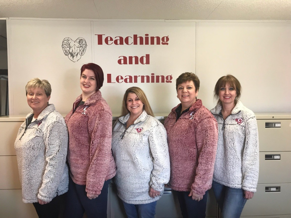 The Teaching and Learning Team