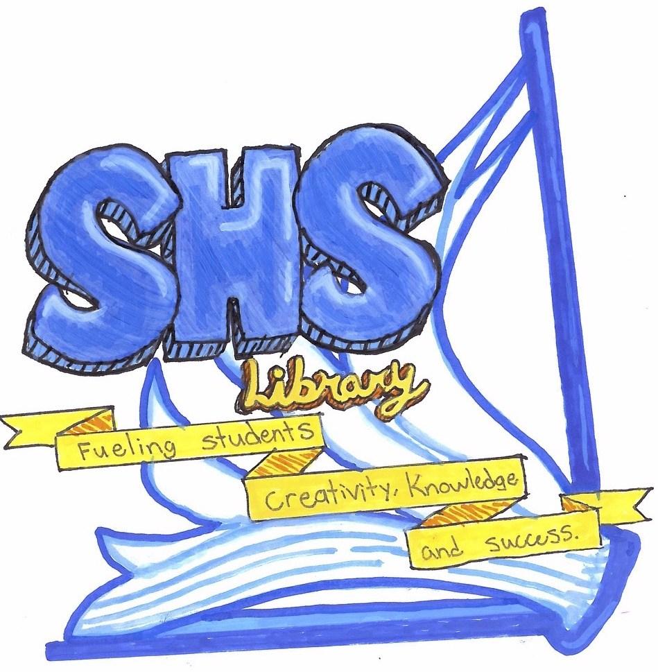 shs logo for the library