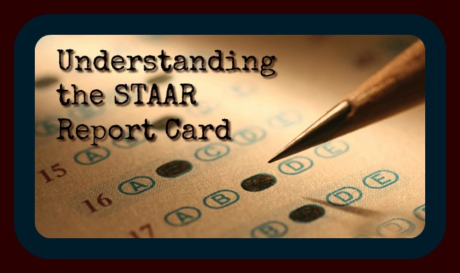 The New STAAR Report Card Thumbnail Image
