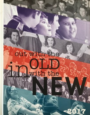 2017 Yearbook cover
